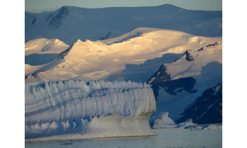 Antarctic Peninsula ice more stable than thought