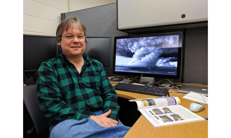 A scientist and a supercomputer re-create a tornado