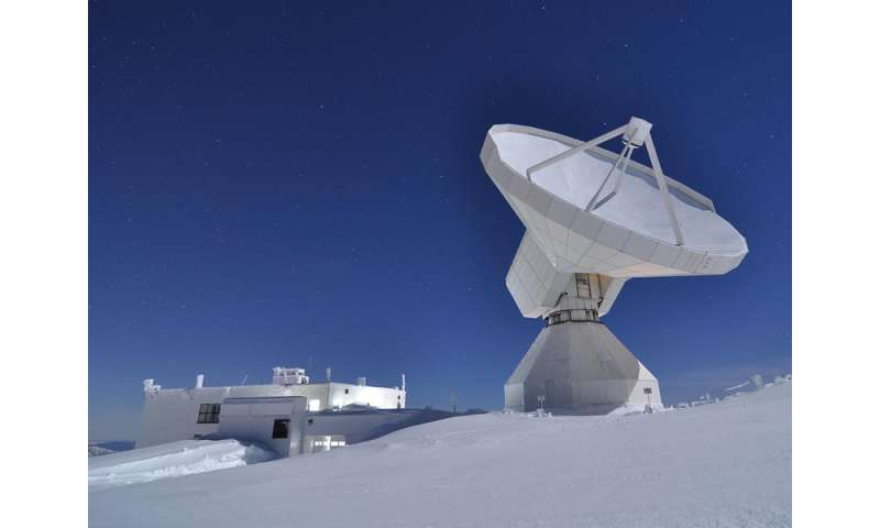 Astronomers hoping to directly capture image of a black hole
