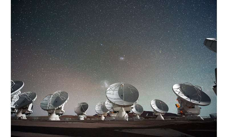 Astronomers to peer into a black hole for first time with new Event Horizon Telescope