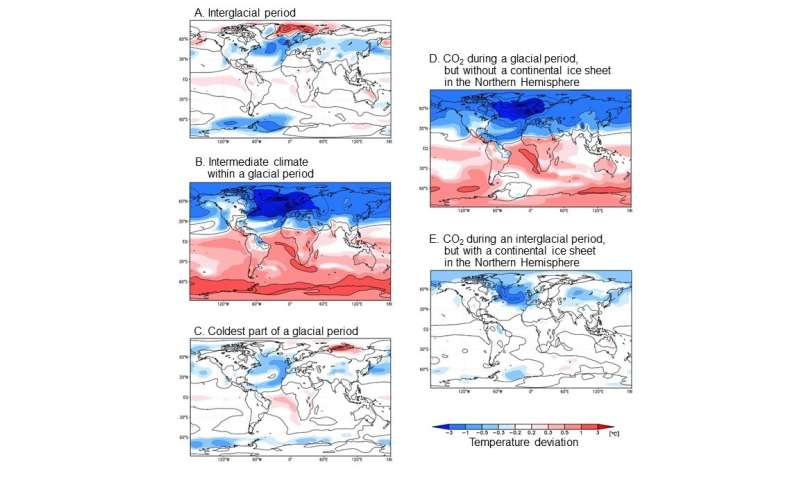 Climate instability over the past 720,000 years