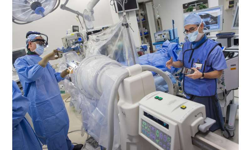 Deep brain stimulation decreases tics in young adults with severe Tourette syndrome