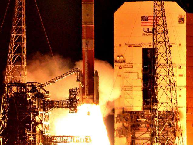 Delta IV delivers daunting display powering international military WGS-9 satcom to orbit