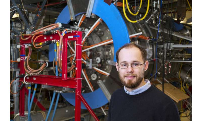 Discovery of a source of fast magnetic reconnection