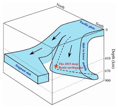 Dissection of the 2015 Bonin deep earthquake