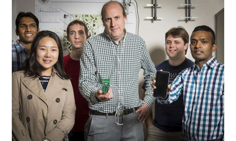 First battery-free cellphone makes calls by harvesting ambient power