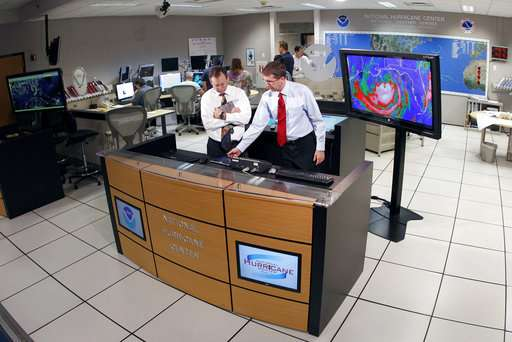 Forecaster says budget cuts could hurt hurricane predictions