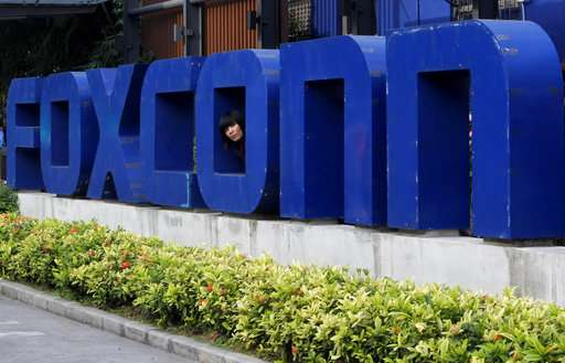Foxconn: World's No. 1 contract electronics maker