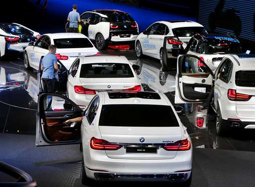 Frankfurt auto show: Diesels improve, but will people buy?