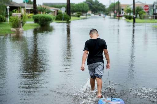 Hurricane Harvey is the most powerful storm to hit the US mainland in more than a decade, destroying homes, severing power suppl