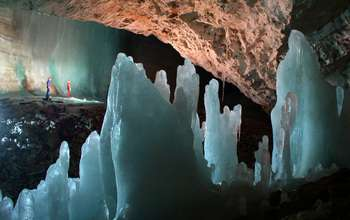 Ice cave in Transylvania yields window into region's past