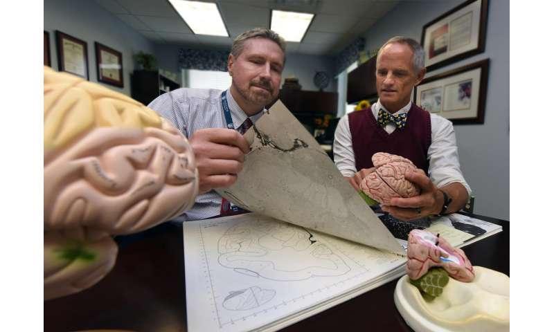 Intermittent electrical brain stimulation improves memory