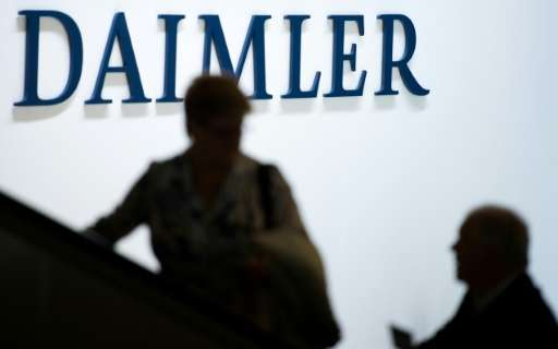 "Investigators suspect that Daimler—the world's largest luxury carmaker—used a similar so-called ""defeat device"" to riv"