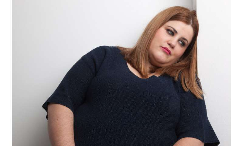 Many americans blame themselves for weight stigma