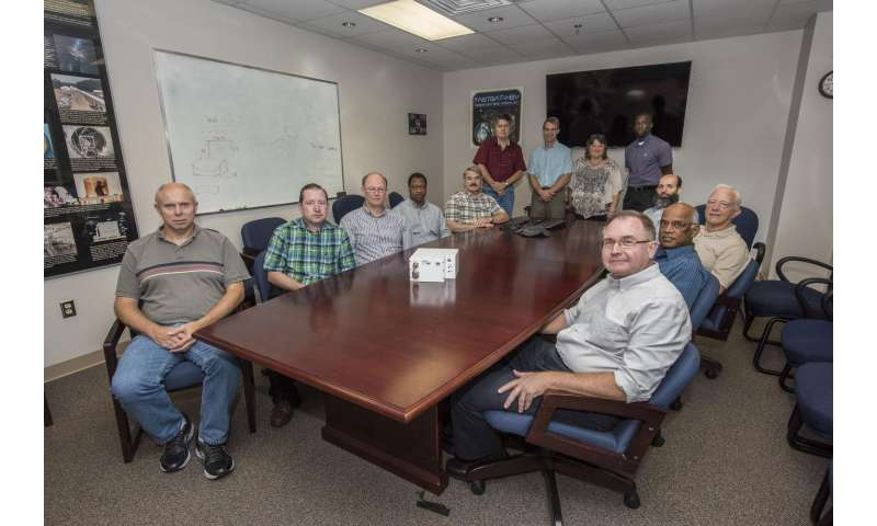 NASA's new spectrometer to help future crews cope with cosmic radiation