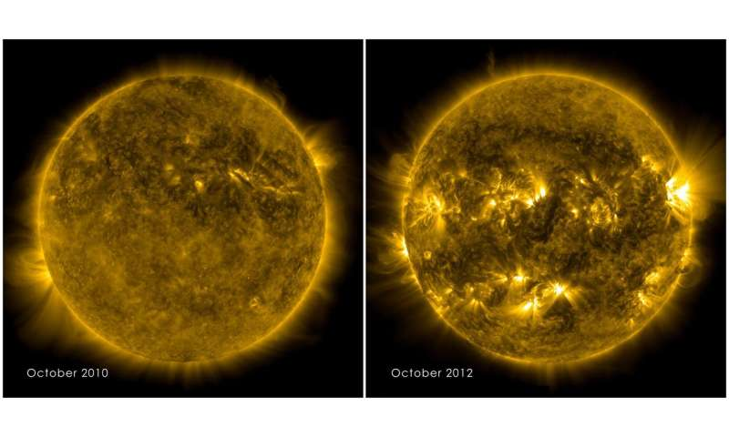 NASA's TSIS-1 keeps an eye on sun's power over ozone