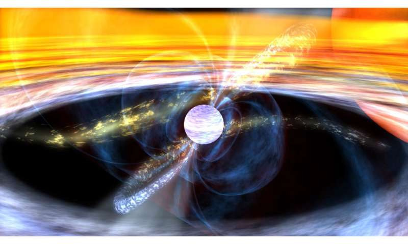 NASA to launch first-ever neutron-star mission