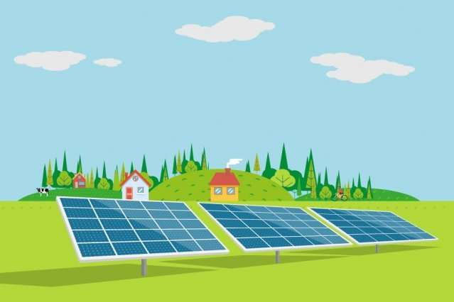 New framework guarantees stability of microgrids that supply local power in developing countries