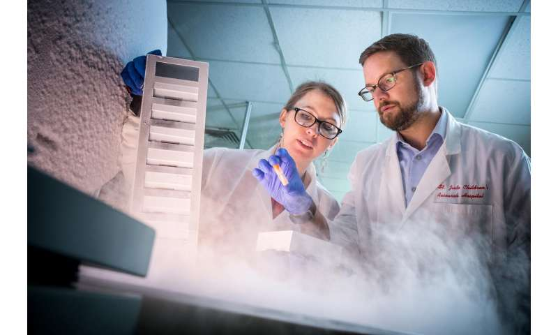 Newly identified genetic marker may help detect high-risk flu patients