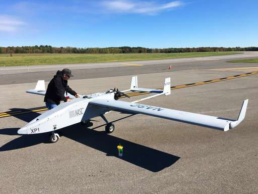 New York advances drone industry with testing corridor