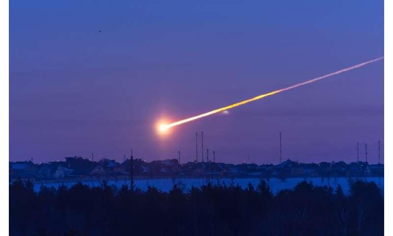 Queen's University scientist warns of asteroid danger