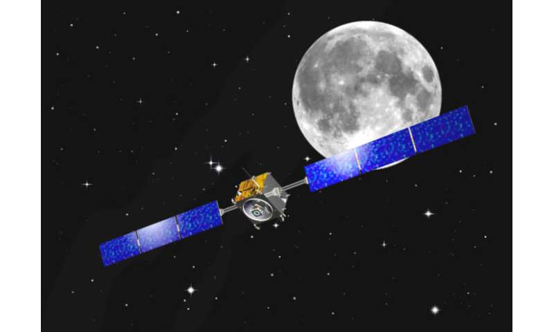 Researcher crashes into moon mystery solution