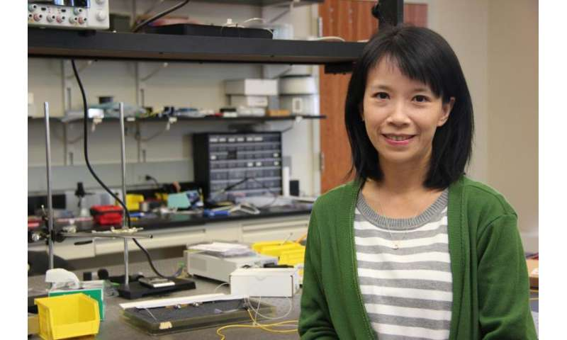 Researcher explores how light can solve wireless space shortage