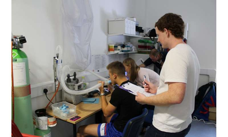 Research leads to call for lung health screening at top football clubs