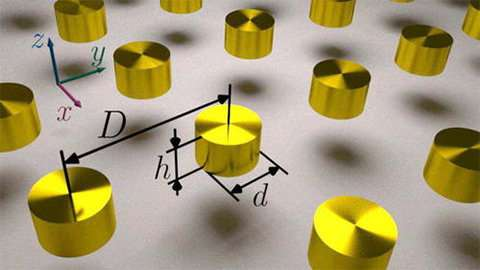 Scientists suggest titanium nitride instead of gold in optoelectronics