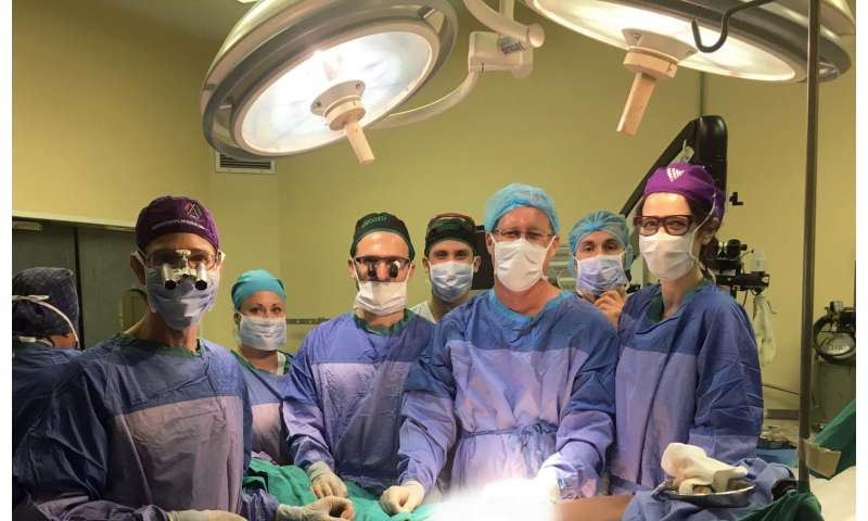 South African team performs second successful penis transplant