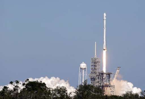 SpaceX racks up another rocket launch, its 16th this year