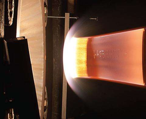 Specialized weaving techniques enable a new heatshield for planetary exploration