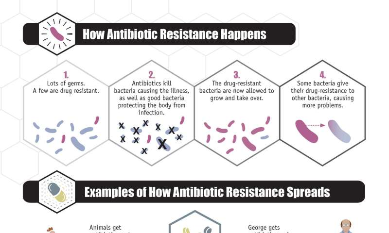 Want to beat antibiotic-resistant superbugs? Rethink that strep throat remedy