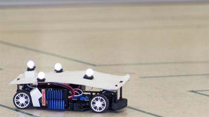 Researchers tackle autonomous vehicle security