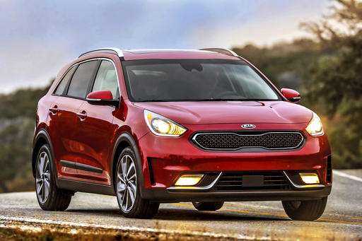 2017 Kia Niro is most affordable hybrid SUV