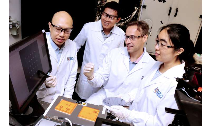 Breakthrough in ultra-fast data processing at nanoscale