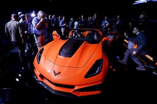 SUVs are main attraction at L.A. Auto Show