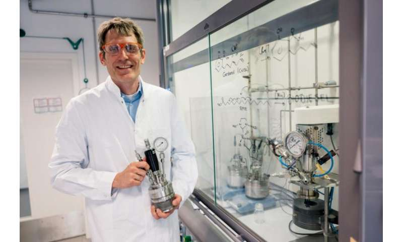 Researchers produce biofuel for conventional diesel engines
