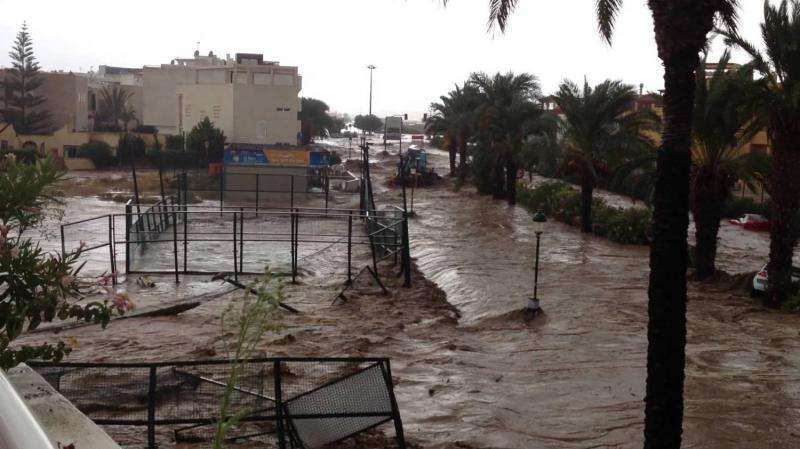 Scientists reveal significant mental disorders in a Spanish community after severe flood