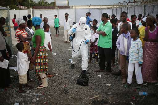 After Ebola, Liberians slowly embrace mental health care
