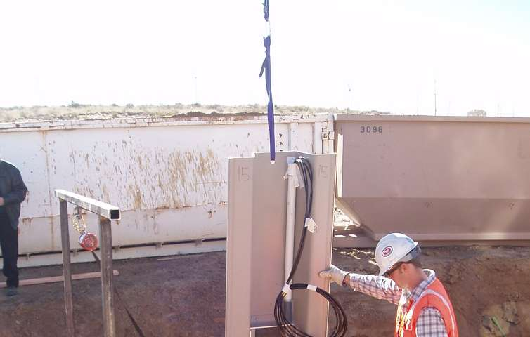 An electric fix for removing long-lasting chemicals in groundwater