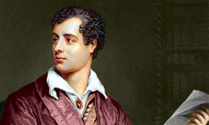 'Celestial Sleuth' identifies Lord Byron's stellar inspiration
