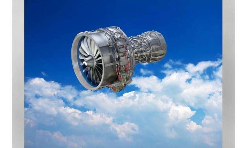 Ceramic matrix composites take flight in LEAP jet engine