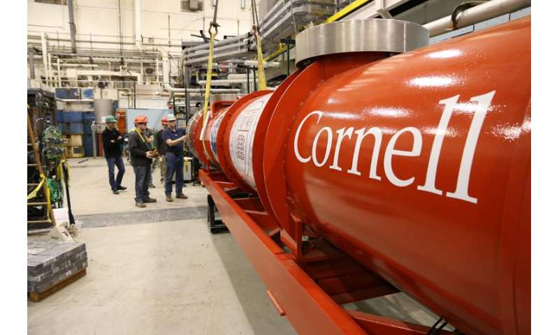 Energy-efficient accelerator was 50 years in the making
