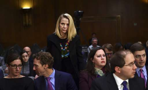 Former Yahoo CEO says no company or agency immune from hacks