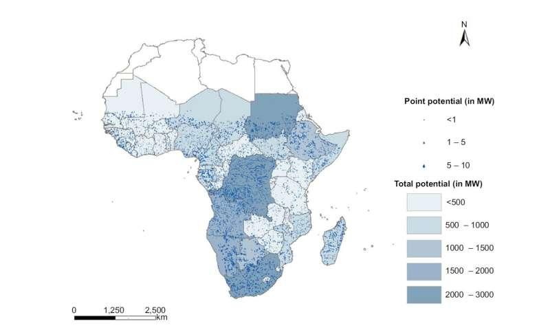 Lighting the world: electrification strategies for Sub-Saharan Africa
