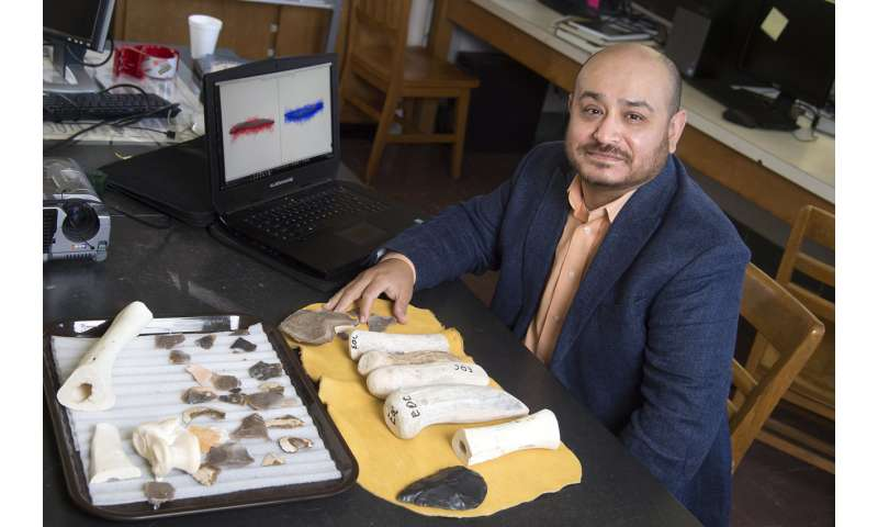 New approach measures early human butchering practices