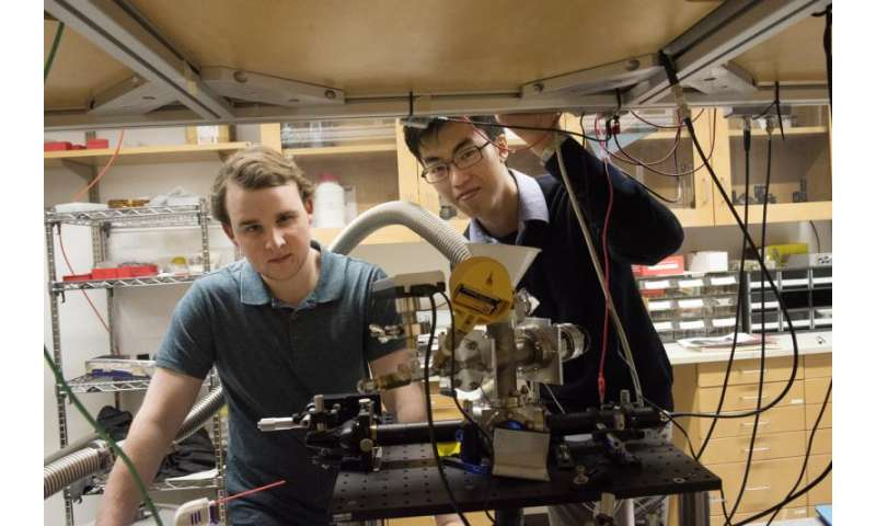 New method uses heat flow to levitate variety of objects