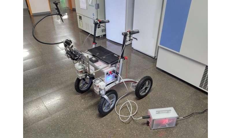 Robots offer the elderly a helping hand