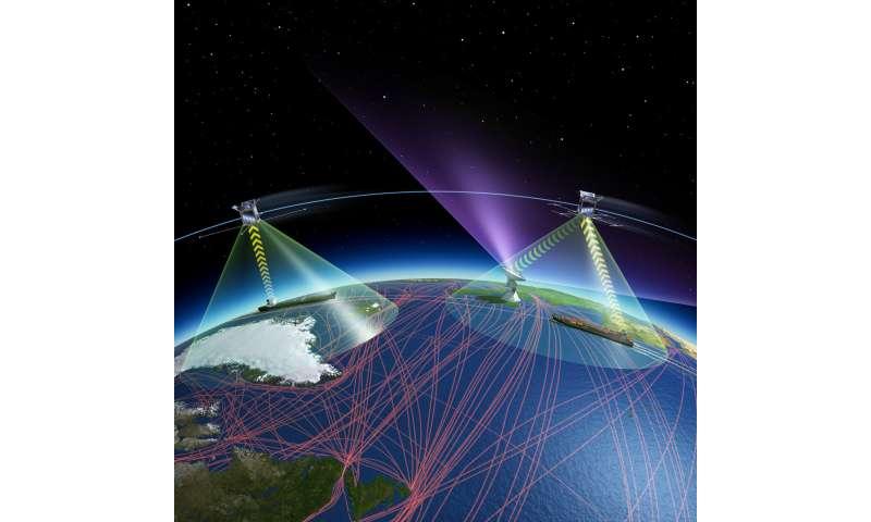 Space technology to drive autonomous ships